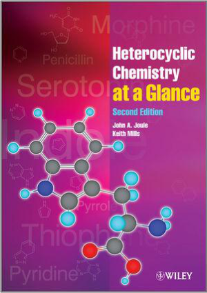 Heterocyclic Chemistry at a Glance 2nd Edition By John A Joule Keith Mills