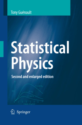 Statistical Physics By Tony Guenault