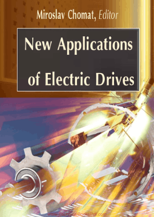 New Applications of Electric Drives By Miroslav Chomat