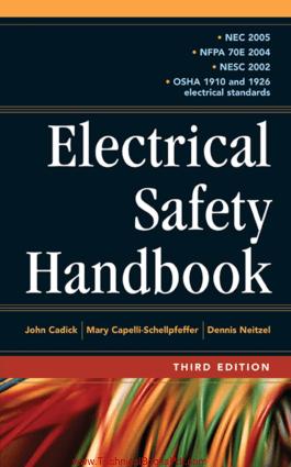 Electrical Safety Handbook 3rd Edition