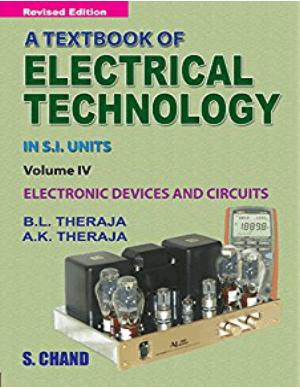 A Textbook of Electrical Technology volume 4 by theraja