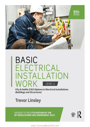 Basic Electrical Installation Work 8th Edition