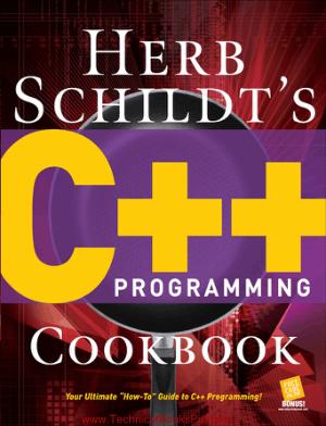 Herb Schildts C++ Programming Cookbook