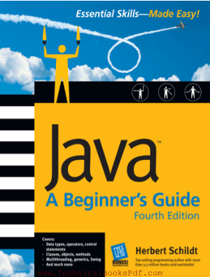 Java A Beginners Guide 4th Edition By Herbert Schildt