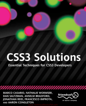 CSS3 Solutions Essential Techniques for CSS3 Developers