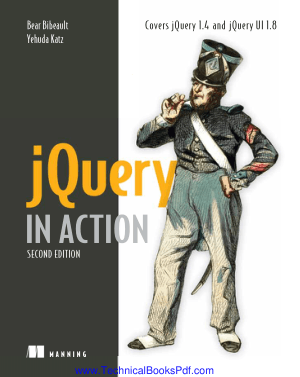 Manning jQuery in Action 2nd Edition