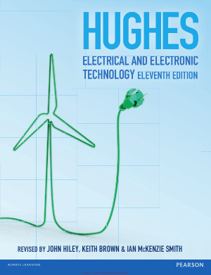 Hughes Electrical and Electronic Technology 11th Edition By John Hiley and Keith Brown and Ian Mckenzie Smith