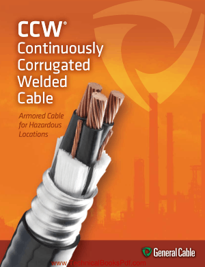 CCW Continuously Corrugated Welded Cable