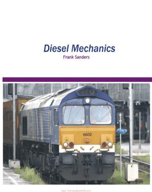 Diesel Mechanics By Frank Sanders