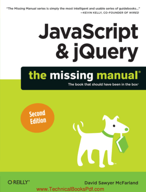 JavaScript and jQuery The Missing Manual Second Edition