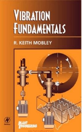 Vibration Fundamentals By R Keith Mobley