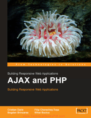 AJAX and PHP Building Responsive Web Applications