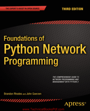 Ptyhon network engginering english version