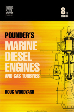 Pounders Marine Diesel Engines and Gas Turbines 8th Editio by Doug Woodyard