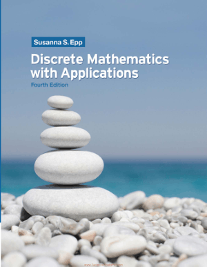 Discrete Mathematics with Applications 4th Edition By Susanna S Epp