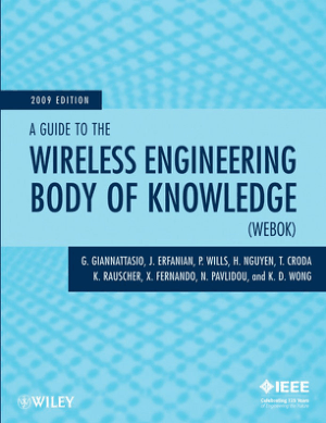 A Guide to the Wireless Engineering Body of Knowledge