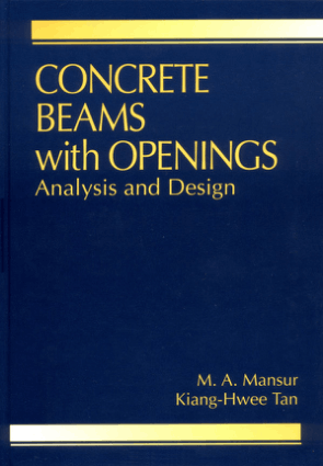 Concrete Beams with Openings Analysis and Design By M A Mansur and kiang hwee tan.pdf