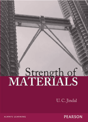 Strength of Materials By U C Jindal