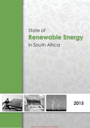 State of Renewable Energy in South Africa