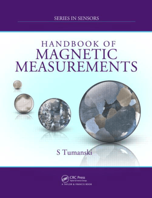 Handbook of Magnetic Measurements By S Tumanski