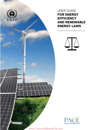 UNEP Guide for Energy Efficiency and Renewable Energy Laws