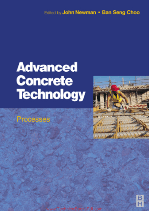 Advanced Concrete Technology By John Newman Technical Books Pdf