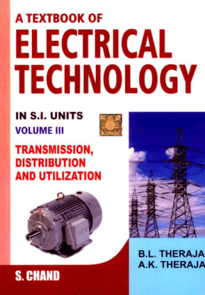 A Textbook of Electrical Technology Volume 3 By S Chand
