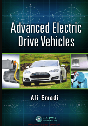 Advanced Electric Drive Vehicles Energy Power Electronics and Machines By Ali Emadi
