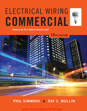 Electrical Wiring Commercial 15th Edition By Phil Simmons and Ray C Mullin