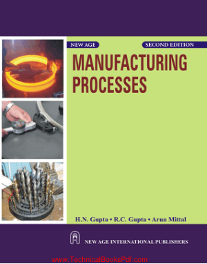 Manufacturing Processes 2nd Edition